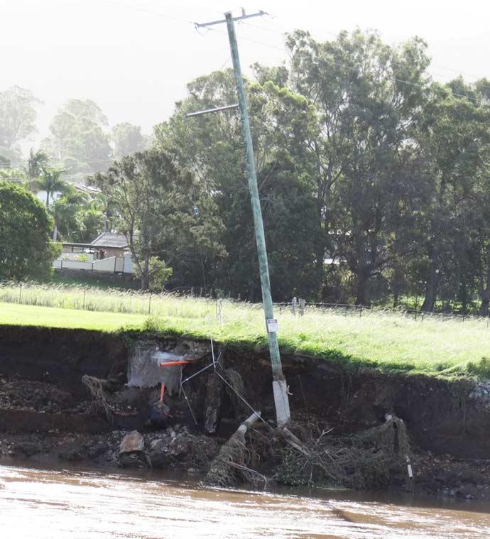 Flooding John Muntz Causeway (2)